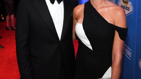 Martin Truex Jr. and girlfriend Sherry Pollex