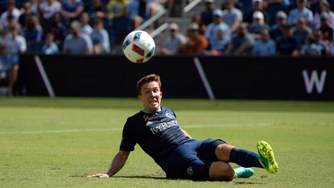 Sporting Kansas City - Matt Besler: $758,000