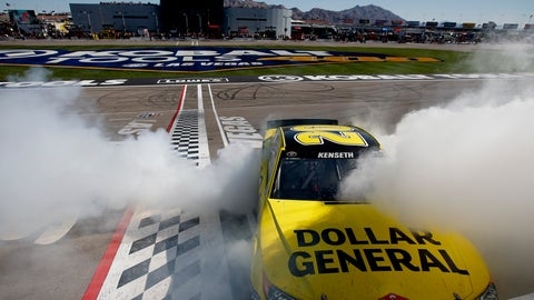 3. Matt Kenseth, 7