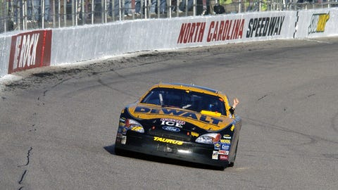 North Carolina Speedway, 2