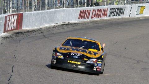 North Carolina Speedway, 2