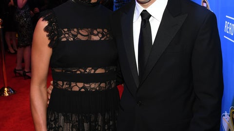 Matt Kenseth and wife Katie