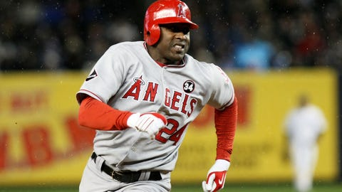 Gary Matthews Jr. - Los Angeles Angels