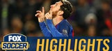 Lionel Messi puts Barcelona in front vs. Gladbach | 2016-17 UEFA Champions League Highlights