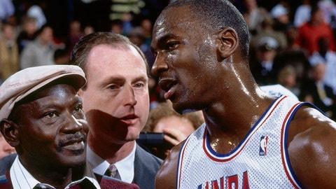 Michael Jordan (13 appearances, 13 starts)