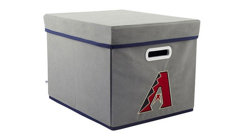 D-backs Gray Stackit Fabric Cube from Mob Grip