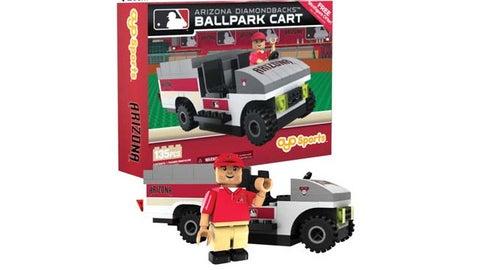 Buildable D-backs Ballpark Cart from OYO Sports