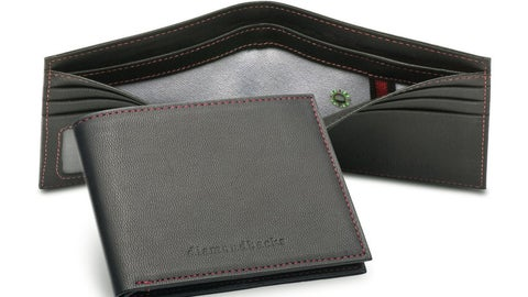 D-backs Game-Used-Uniform Wallet  from Tokens & Icons