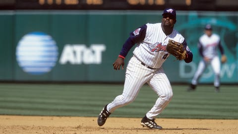 Mo Vaughn - Los Angeles Angels