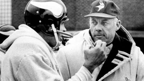 Bud Grant, former Vikings coach