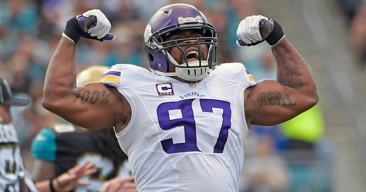 everson griffen - photo #24