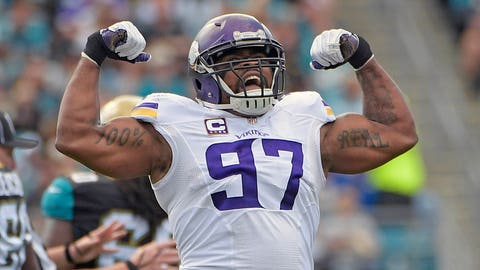 Everson Griffen, Vikings defensive end (↑ UP)