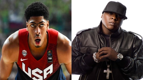 Anthony Davis -- Jadakiss