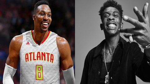 Dwight Howard -- Desiigner