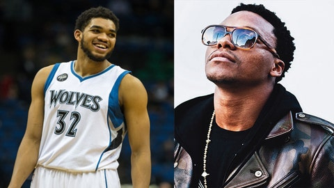 Karl-Anthony Towns -- Lupe Fiasco