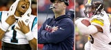 Cam Hits and that 'Forcible Contact' Nonsense, Bill O'Brien Gets It All So Very Right (Except His QB), Steelers Are Scary