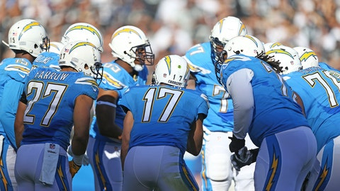 San Diego Chargers: C-