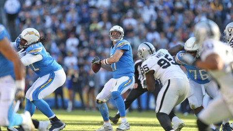 Gallery: Chargers Fall to Raiders