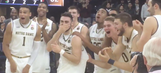 Notre Dame basketball player's brother comes home from Afghanistan, surprises him after game