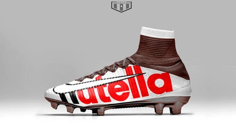 Nike Mercurial Nutella