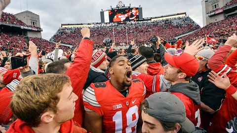 Ohio State has been one of the most consistent teams this season