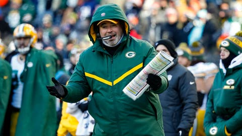 NFC #4 seed: Green Bay Packers (9-6)