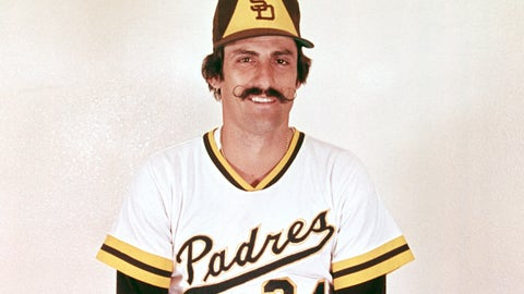 San Diego Padres - Rollie Fingers