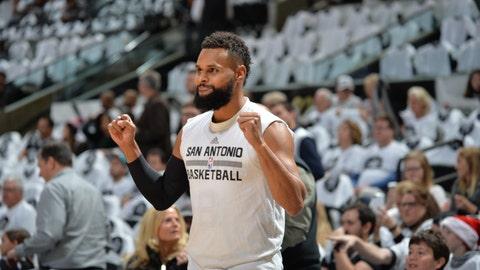 Patty Mills, PG, San Antonio Spurs: Unrestricted