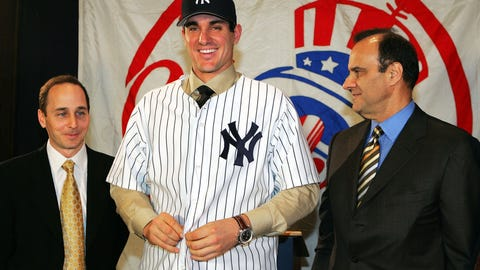 Carl Pavano - New York Yankees: