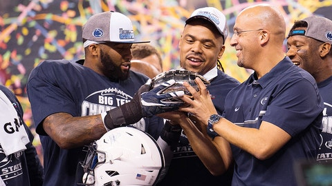 Penn State caps a special season