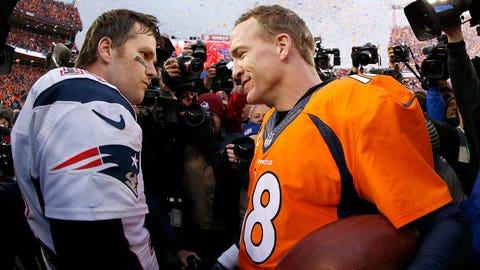 2015: Broncos 20, Patriots 18