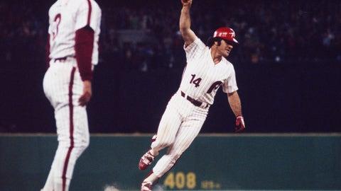Philadelphia Phillies - Pete Rose