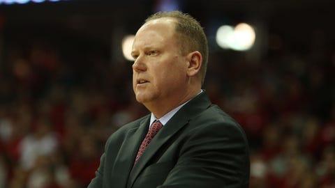 5. Greg Gard named Wisconsin head coach