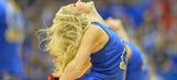 2016-17 NCAA basketball cheerleaders
