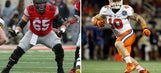 Ohio State, Clemson teammates follow lead of Elflein, Boulware