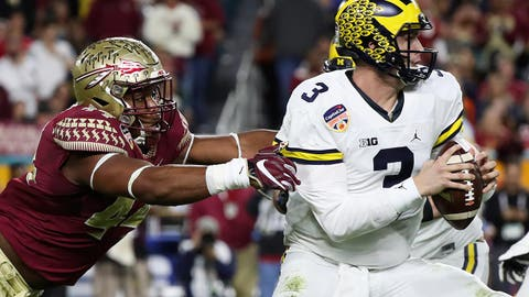 3. Florida State's defense ends season with serious momentum