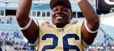 Dedrick Mills shows future of Yellow Jackets' run game bright in TaxSlayer Bowl win