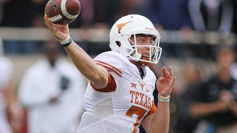 9. Shane Buechele, Texas QB
