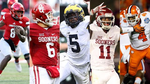 Predicting order of 2016 Heisman Trophy finalists