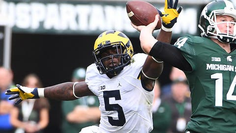 5. Jabrill Peppers, LB Michigan, Jr.