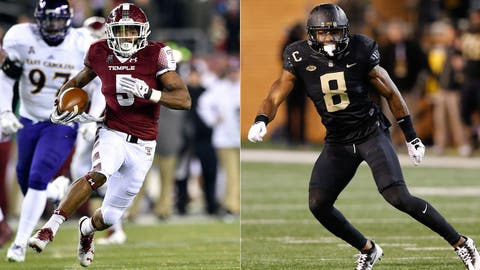 Military Bowl: Temple vs. Wake Forest