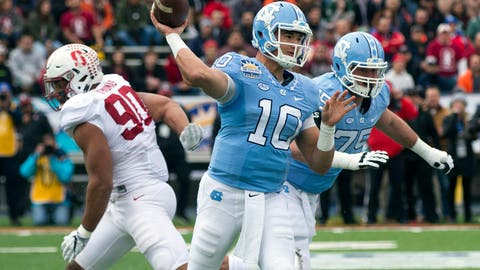 1. Now comes the tough part for Mitch Trubisky