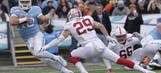 Mitch Trubisky's decision looms large after Tar Heels' narrow loss in Sun Bowl
