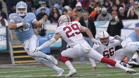 Three-Point Stance: Miscues cost Tar Heels in Sun Bowl