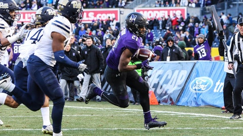The first 200-yard opposing rusher of the Pat Narduzzi Era arrived at a bad time