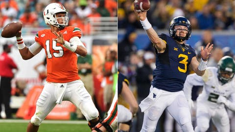 Russell Athletic Bowl: West Virginia vs. Miami