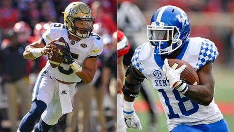 TaxSlayer Bowl: Georgia Tech vs. Kentucky