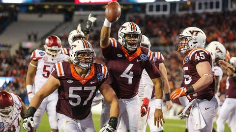 Three-Point Stance: Epic comeback gives Virginia Tech momentum for '17