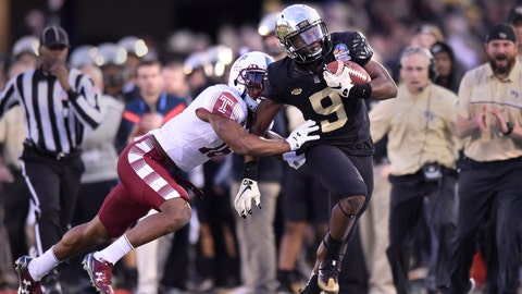 Three-Point Stance: Wake Forest survives to claim Military Bowl title