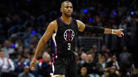 Chris Paul, PG, L.A. Clippers